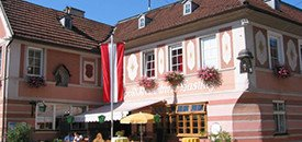 Gasthof HAMETNER mit Innviertlerhaus