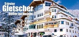 Gletscher und Spa Neuhintertux