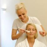 Gesichtsbehandlung © Schönheitsfarm Hotel Edelweiss in Großarl/Salzburg